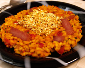 SPAM_Risotto_gold