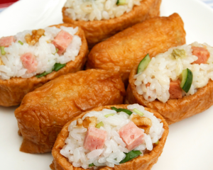 SPAM-recipes-inarizushi