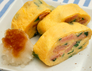 SPAM-recipes-tamagoyaki